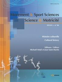 Sciences & motricité n°86