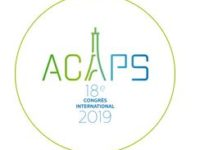 Appel à communication CONGRES DE l'ACAPS 2019